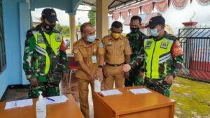 Tiga Kotamaops TNI AU Targetkan Belasan Ribu Warga Divaksin Hari ini