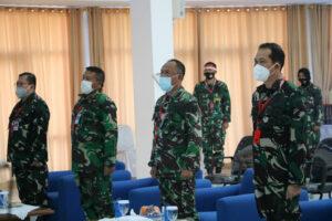 Sinergitas Pasis TNI Polri dalam Percepatan Penanganan Covid-19 dan Pemulihan Ekonomi