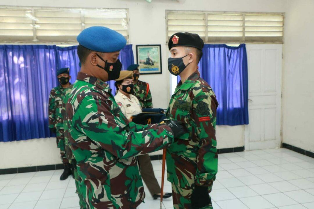 Penutupan Pendidikan Susjurlata Radar Angkatan ke-22 di Skadik 402 Lanud Adi Soemarmo