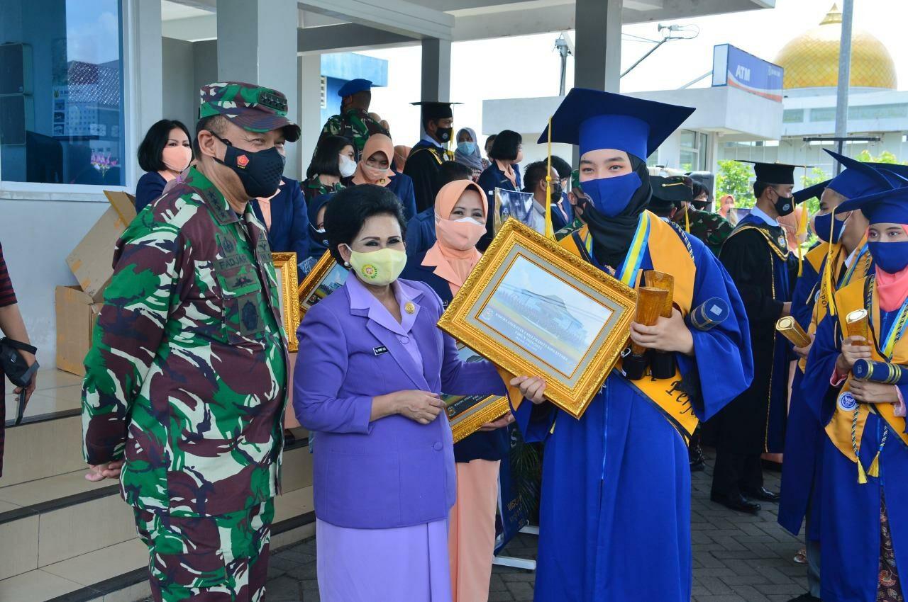 Membanggakan, 116 Alumnus SMA Pradita Dirgantara Diterima di Perguruan Tinggi Negeri Ternama.