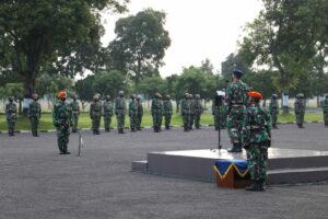 108 Prajurit TNI AU Ikuti Susparadas A-190 Skadik 204 Lanud Sulaiman