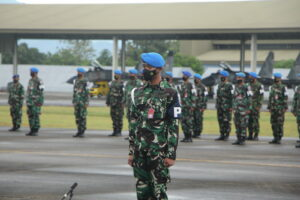 Lanud Sultan Hasanuddin Peringati HUT ke-70 Koopsau