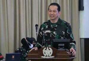 Kohanudnas Tujuan KK II Penyusunan Rentinkon Pasis Seskoau A-58