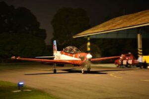 Siswa Sekbang Angkatan 98, Laksanakan Latihan Terbang malam, Profisiensi dan Refreshing.