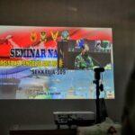 Danwingdikkal dan Para Pejabat Jajaran Ikuti Seminar Nasional