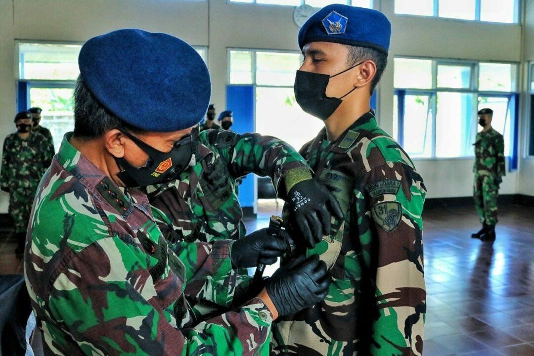 Danwingdikkal Secara Resmi Buka Pendidikan Suspa Pengadaan Angkatan ke-19 Tahun 2021