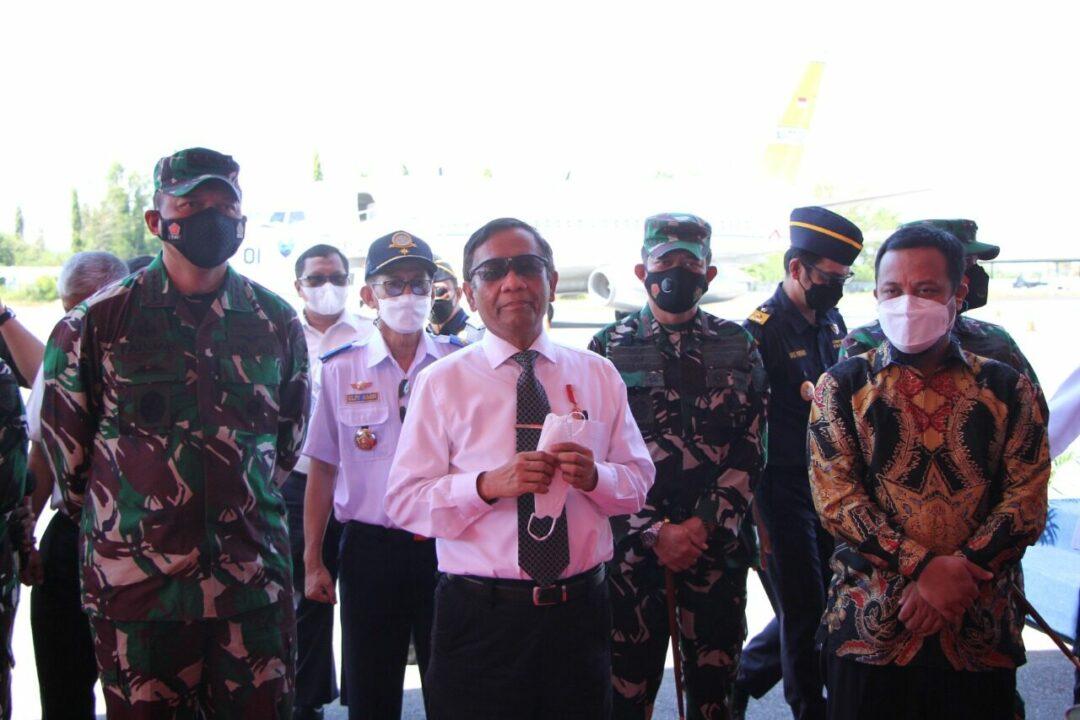 Kohanudnas Laksanakan Simulai Penanganan Pesawat Setelah Force Down