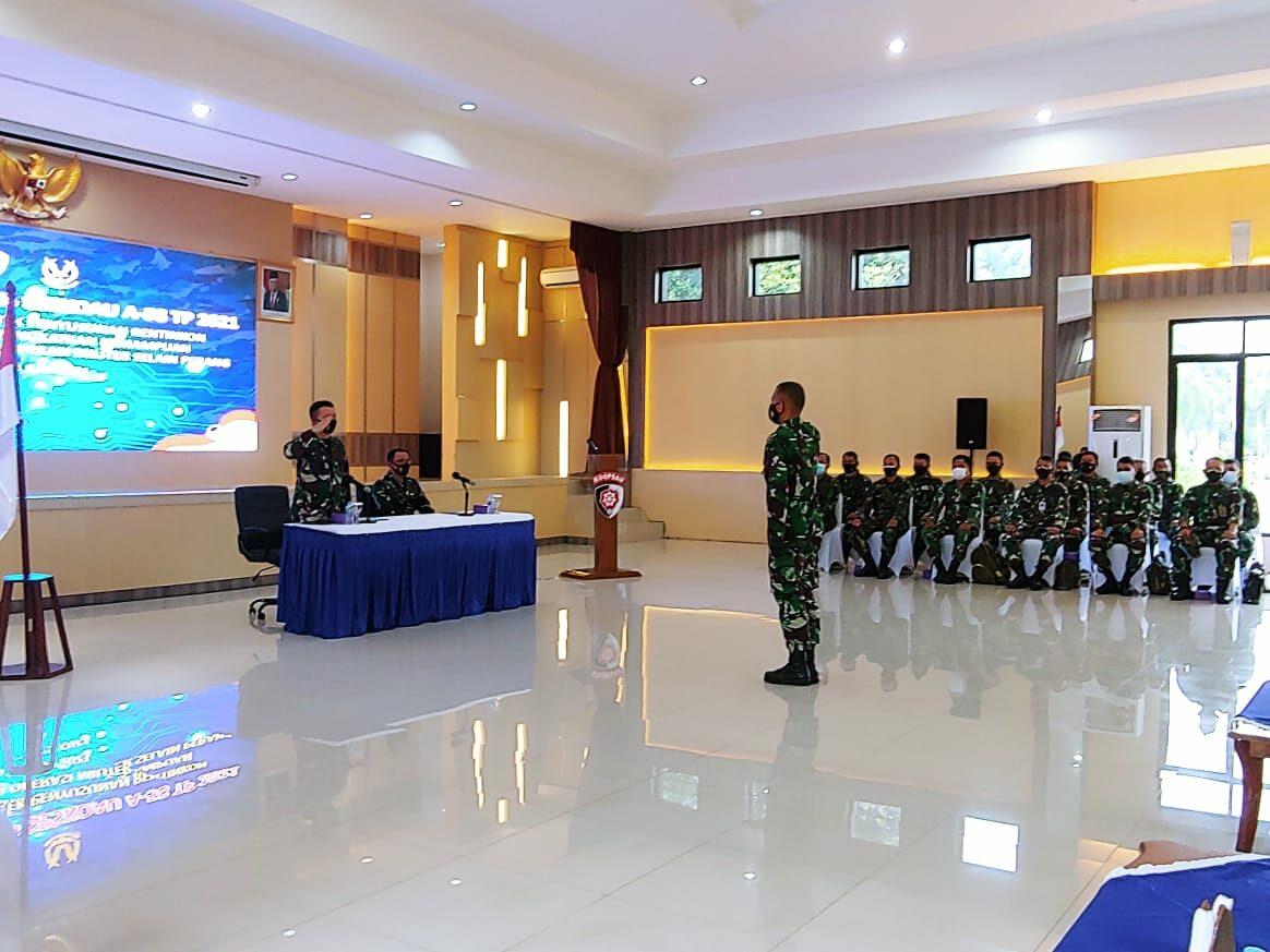 Pasis Seskoau Angkatan ke-58 Awali Kuliah Kerja II di Koopsau I