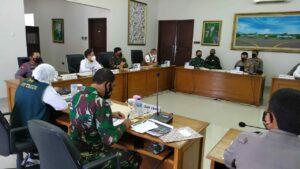 Danlanud Iswahjudi Sambut Panglima TNI Dan Kapolri