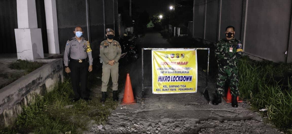 12. Babinpotdirga Lanud Rsn Dalam Pelaksanaan PPKM Mikro 2