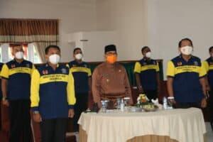 16. Danlanud Rsn Jabat Ketua PDBI Riau 11