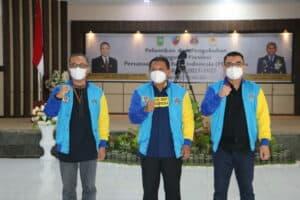 16. Danlanud Rsn Jabat Ketua PDBI Riau 15