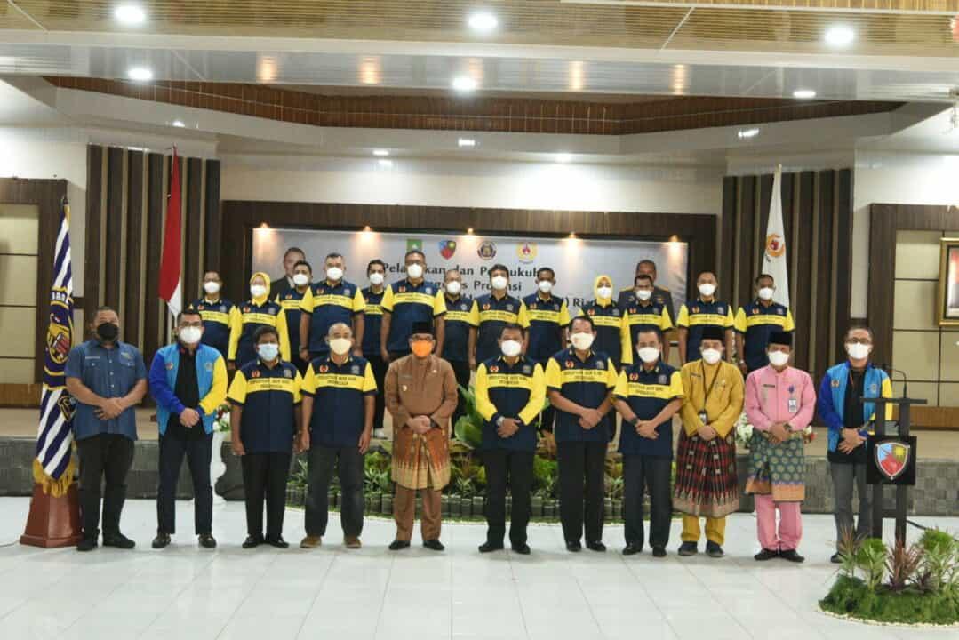 16. Danlanud Rsn Jabat Ketua PDBI Riau 3