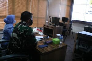 18. Karya Bakti TNI AU 2021 di Aceh secara Virtual 1
