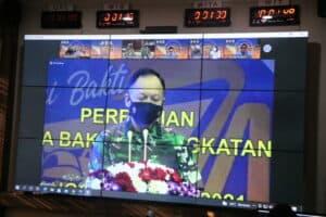 18. Karya Bakti TNI AU 2021 di Aceh secara Virtual 2