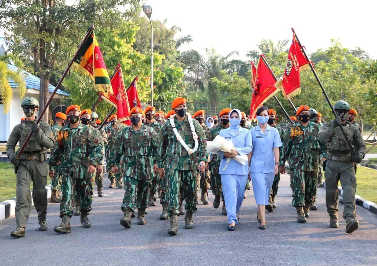 27. Tradisi Passing In Parade Penyambutan Danyonko 2