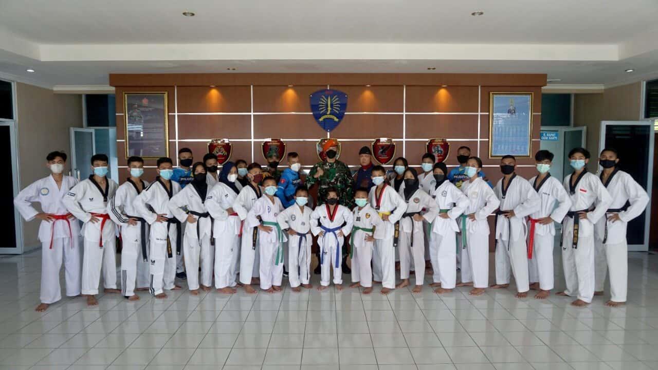 Doojang Taekwondo Yonko 462 Ikuti Kejuaraan Taekwondo Piala Walikota Cup I Di Pariaman