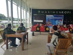 7. Lanud Rsn Vaksin Penumpang Bandara SSK II 3