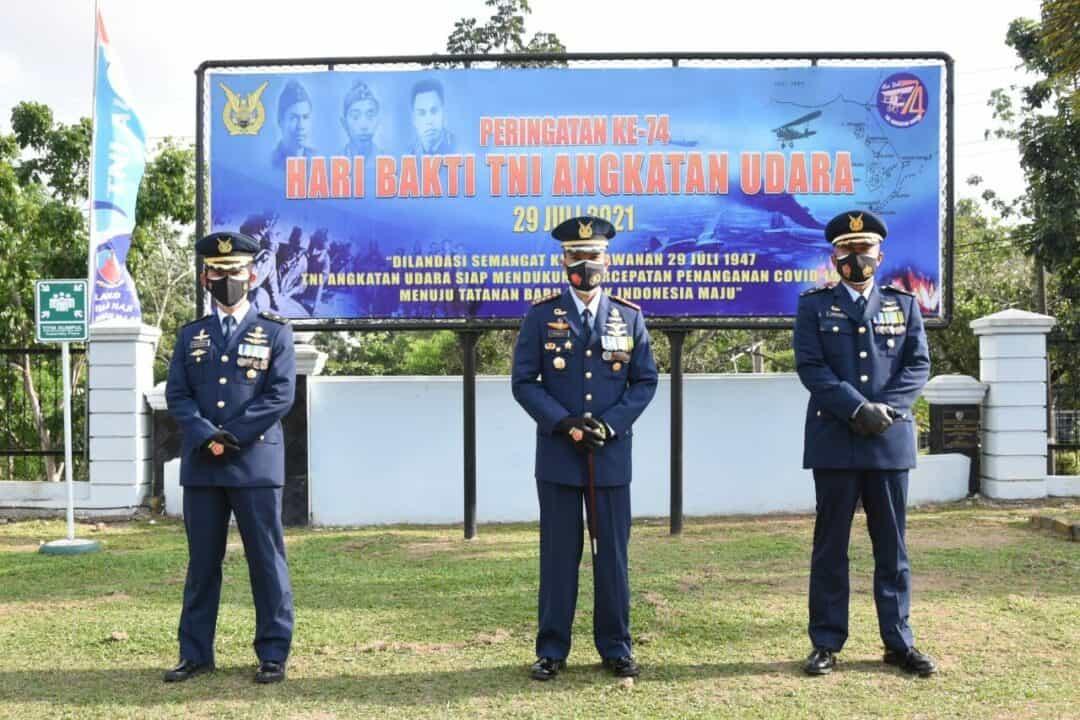 Hari Bakti TNI AU ke-74