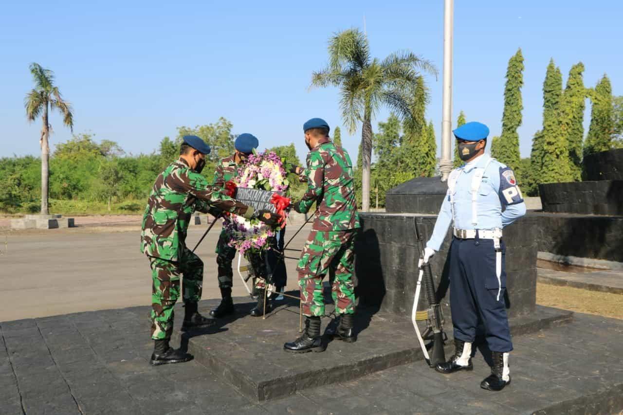 foto Ziarah di TMP Kusuma Bakti Jurug