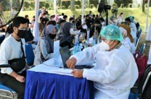 pelaksanaan vaksinasi