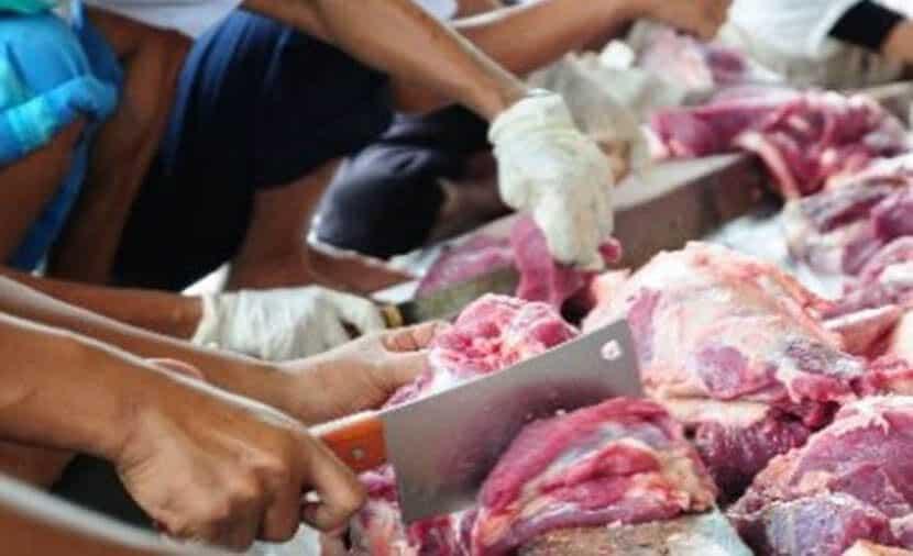 pemotongan hewan kurban ilustrasi 140121100644 761