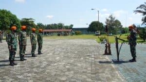 11. Danyonko 462 Pimpin Acara Tradisi Korps Raport 2