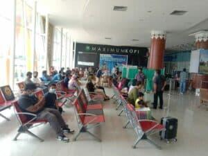 21. Vaksinasi Gratis Di Bandara SSK II Pekanbaru 1