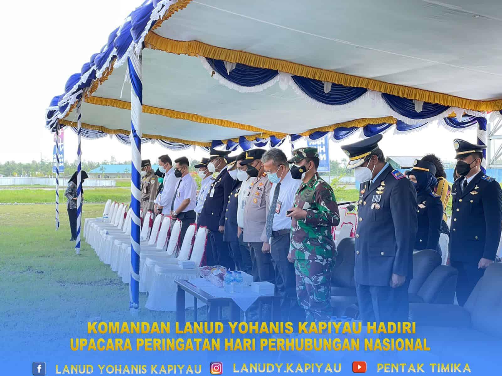 Hut perhubungan nasional