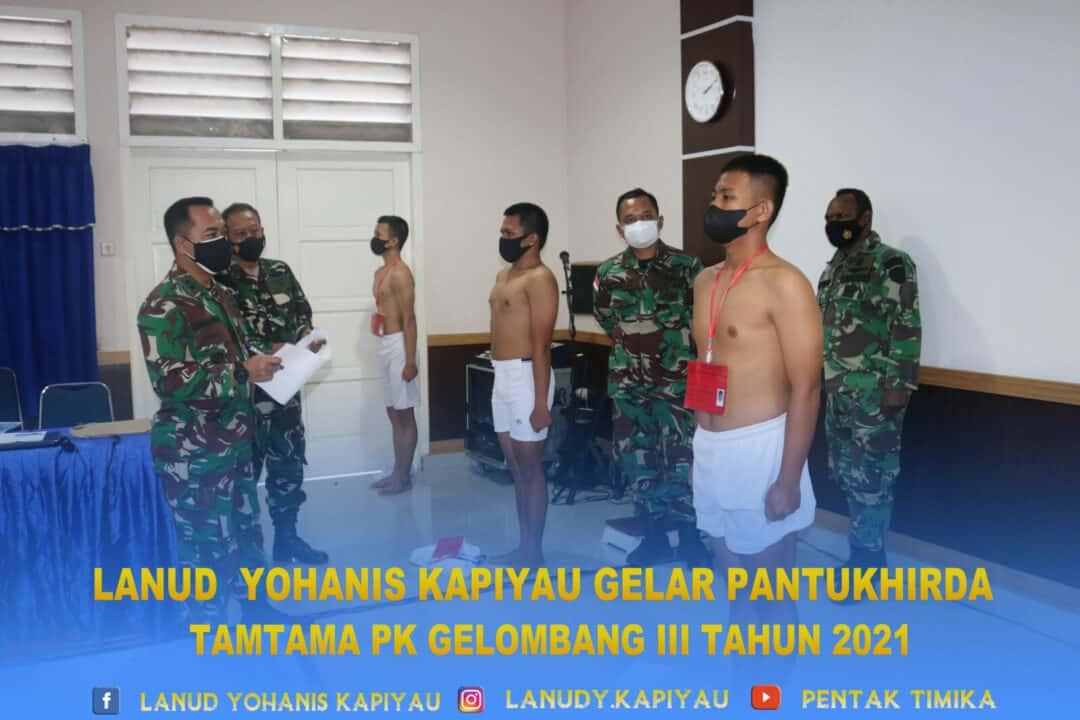 Pantukhirda tamtama gel III th 2021