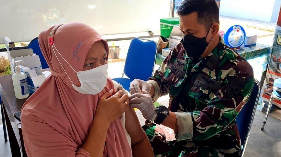 foto vaksin tgl 12 oktober 3